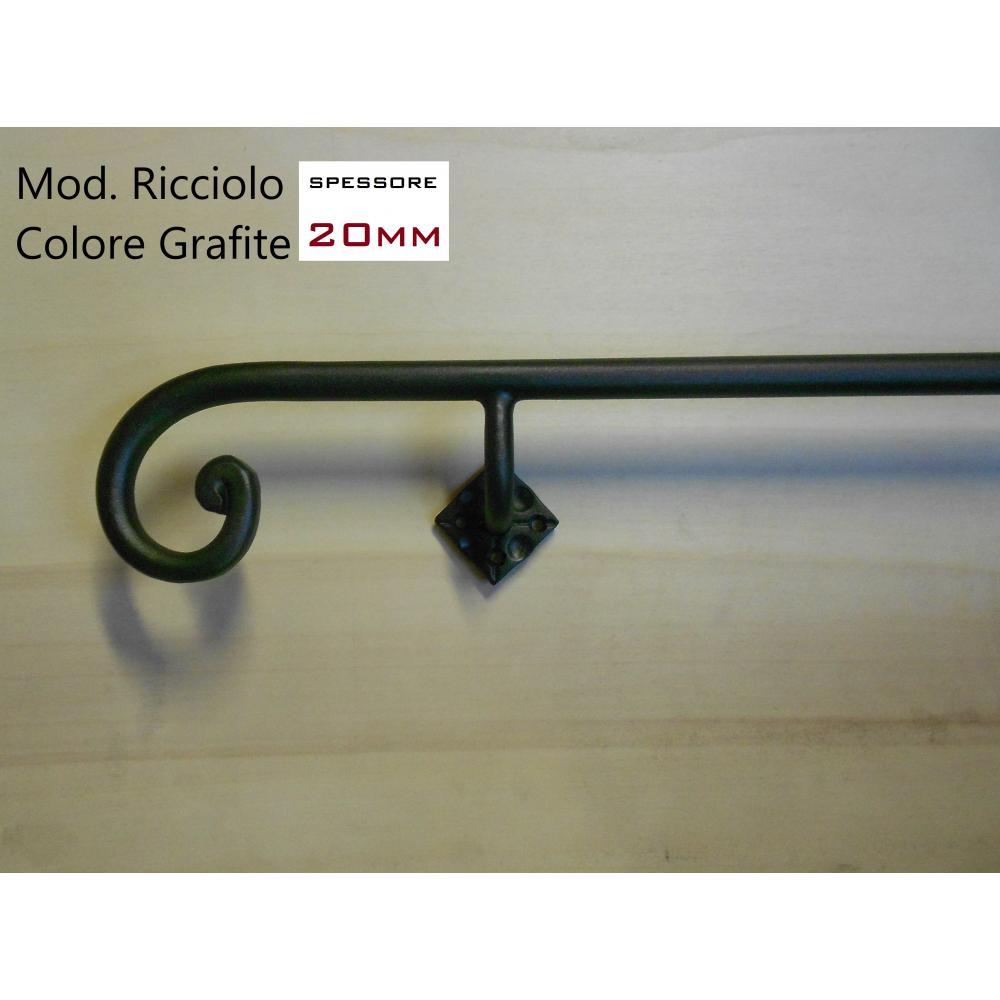 CORRIMANO-terminazioni ferro battuto decorazione motivo prezzo più basso zaunbau produttore