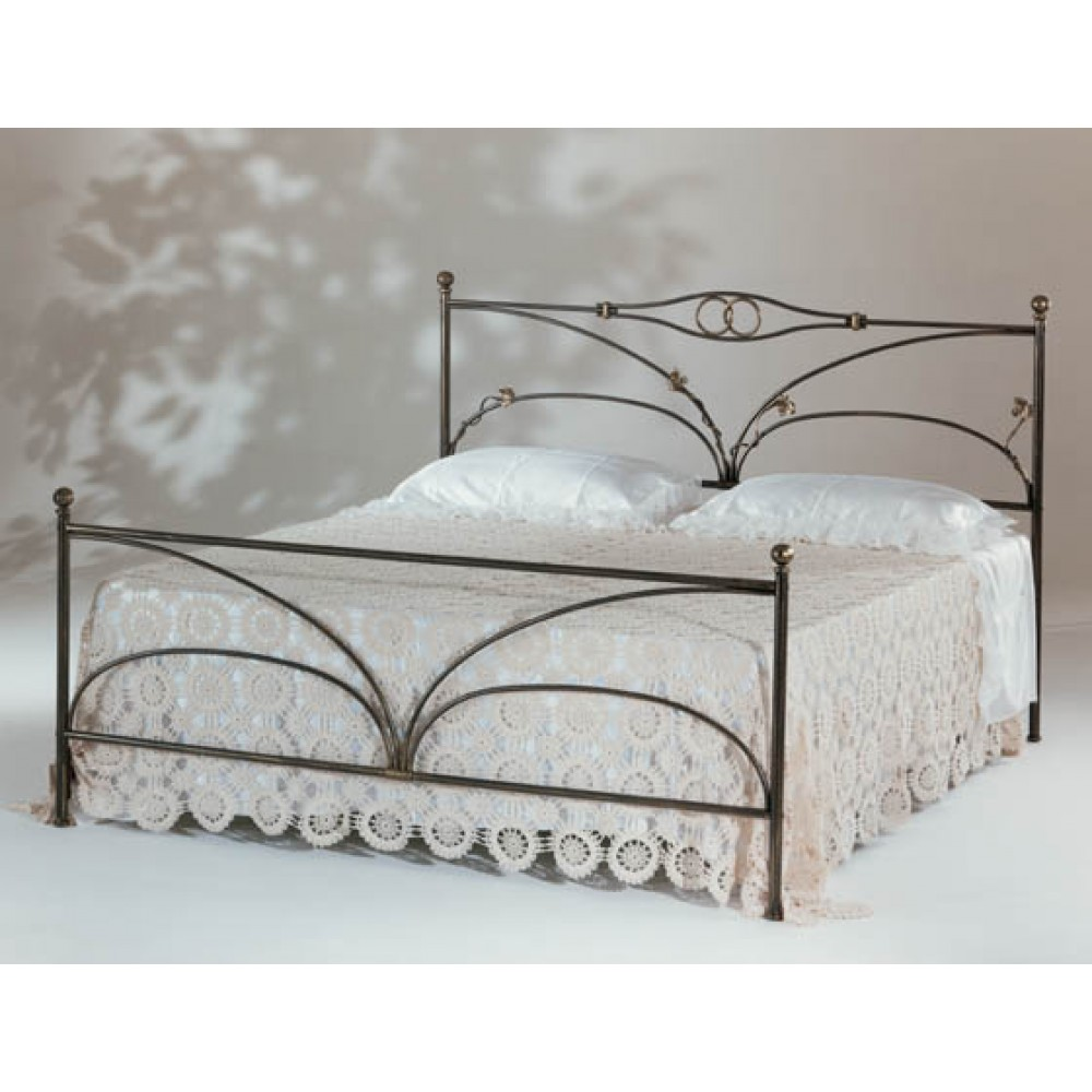 Euridice Bed - Art. 3001