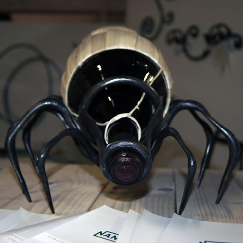 Spider Bottle holder